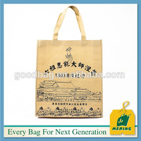 100% real picture for non woven shopping bag,China Alibaba