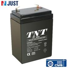 Hot sale 4v 5ah mf storage deep cycle ups battery for solar
