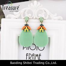 Wholesale beautiful custom ladies earrings designs pictures