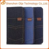 2015 cowboy cheap leather flip case for iphone 6s plus