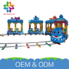 Low Pirce Amusement Park Electric Toys Safety Train Ride Electric