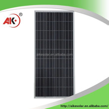 China supplier AIke solar panel 150w poly cheap price