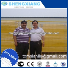 PVC coated Outdoor fence temporary Dog fencing