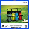 8 pack bottle carrier, jug frame, sports bottle carrier FD675A