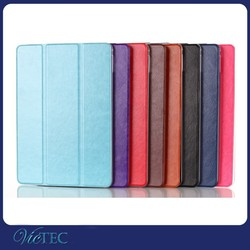 Wholesale for ipad air 2 cover ,Smart case for ipad air 2 with transpaprent back cover