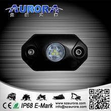 Multifunctional and small AURORA ip68 truck rock lights