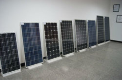 solar panel 100 watt for middle east country market