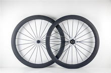 Perfect 50mm Carbon Clincher Wheelset, Bike Carbon Wheels, Bicycle Wheels