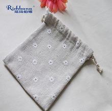 New style and lovely felt drawstring bag
