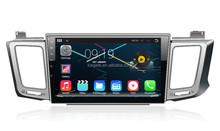 HuiFei android 4.4.4 system car dvd car video interface for toyota support 3g wifi with 1024*600 HD