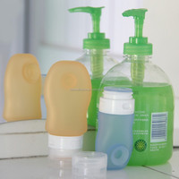 All size available packing bottles for toiletries items travel size accessories