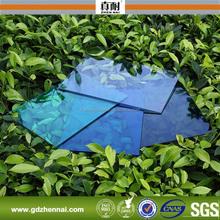UV Coated Plastic Roofing Abrasion Resistant Coating Sheet