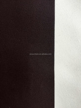 PU stretch embossed leather for shoes
