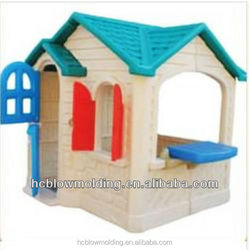 Custom Plastic Dog House Mould plastic dog house cage for blow molding