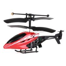 Más pequeño Mini Pocket juguetes del RC del helicóptero, 2.5CH Radio avión electrónico HX720