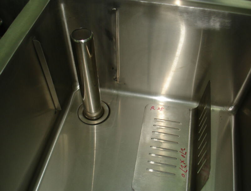 Commercial Kitchen Sink Stainless Steel(CosBao are professional ...