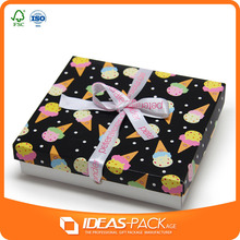 factory made pandora gift box for cosmetic packaging