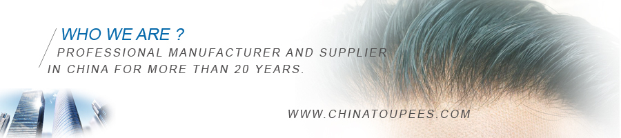 High quality 100% indian hair unit ,cheap toupee for men , hair system factory in qingdao china