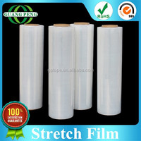 Environment Friendly Plastic Clear PE Stretch Wrap Film