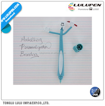 Tooth Bend-A-Promotional Pen (Digitally Printed) (Lu-Q45194)