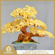new fashion frame tree with crystal best gift feng shui products