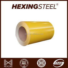 Hexing prime Coated zinc roll sheet steel roofing coil