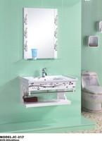Coloured Glass Washing Basin