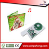 pre-recorded sound chip for greeting card /sound module for card