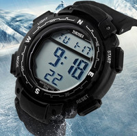 2015 Best Design Men Multifuntional Digital Movt low price watches