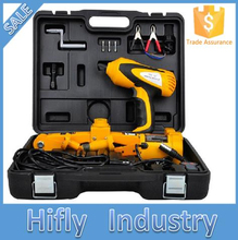 Q-HY-1500M New Arrival HY-135BHT Electric Scissor Jack and Impact Wrench ( GS,CE,EMC,E-MARK, PAHS, ROHS certificate)