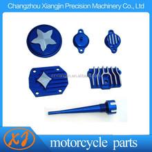 Aluminum Alloy Motorcycle CNC Engine Decoration Lid