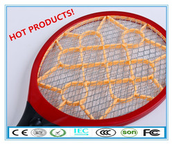 alibaba china! energy saving effective rechargeable electric mosquito trap with rechargeable night light