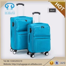 Wholesale royal travel luggage vintage trolley luggagewith wheel
