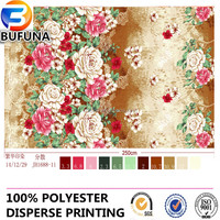 cheap price and good quality fabric for bed sheet 100% polyester printed textile fabric
