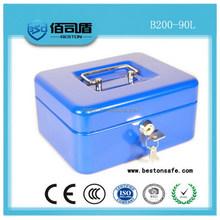 2015 new high security latest popular cash box