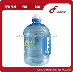 BPA free plastic PET Water Jug