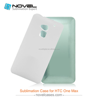 Hot sale!!! sublimation cell phone cases printing mold for 3D HTC one max , mould for sublimation