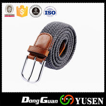 Fashion High Stretch Woven Elastic Fabric Belt