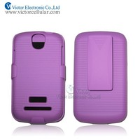 Mobile Phone PC Belt Clip Holster Cover Case For BLU Dash 3.5 D161a
