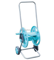 Portable Garden Water Pipe Trolley Cart Reel, Garden Hose carrier, wheeled Hose Cart