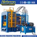 Multi- propósito de bloque que hace la máquina en zambia