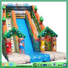 China factory inflatable jungle slide