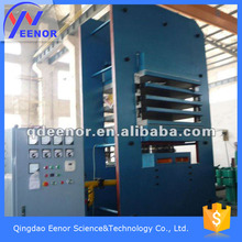 China manufacturer rubber vulcanizing press rubber mat manufacturering machine rubber blet vulcanizer for sale