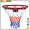 portable basketball hoop with sports netting