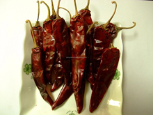 Dry red chilli chili pods dry chili Qingdao Qiangda foods