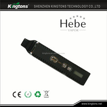 2015 OEM serviced offered, good quality and reasonable prices, special for dry herbs Hebe vapor, titan2