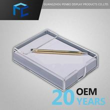 Preferential Price Super Quality Custom Tag Acrylic Pen Display Case