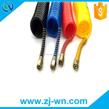 High quality nylon spiral tube for truck