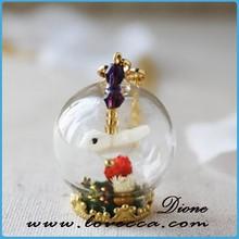 ideas decorating glass ornaments,unique air plant glass terrarium christmas ornaments VI