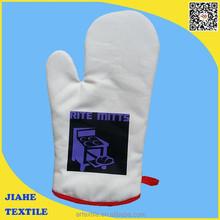 heat resistant,flame retardant oven mitt, baking glove